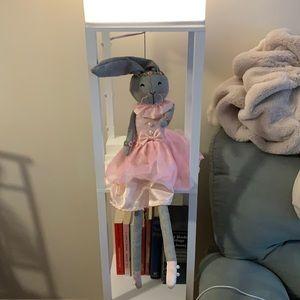 Weighted Ballerina bunny
